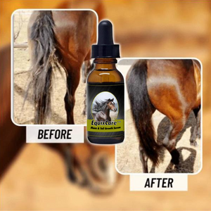 [PROMO 30% OFF] EquineCare Mane & Tail Growth Serum