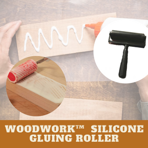 [PROMO 30% OFF] WoodWork™  Silicone Gluing Roller