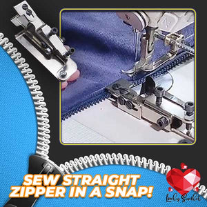 SewPro Zipper Line Guide