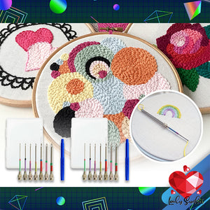 EZ Punch Embroidery Pen