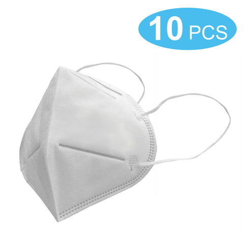 KN95 Disposable Particulate Respirator Mask (10 pcs)