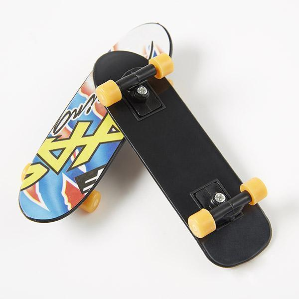 Mini Finger Skateboard Toy