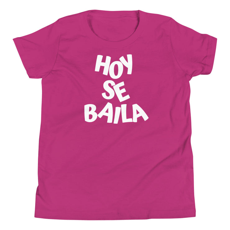 Hoy Se Baila: Youth T-Shirt