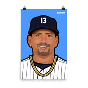 A-Rod: Poster