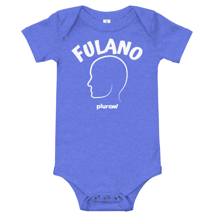 Fulano: Baby One Piece