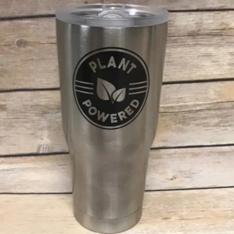 Plant Powered Tumbler