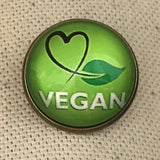 Vegan Pin
