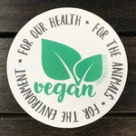 Vegan Sticker