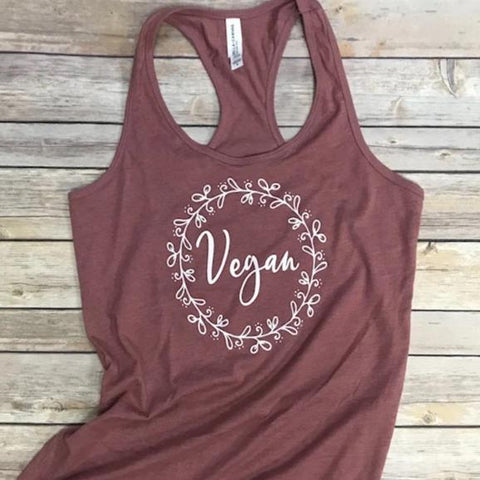 Vegan Women's Tank