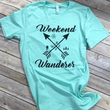 Weekend Wanderer Tee