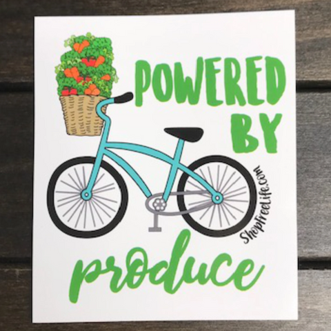 Produce Sticker
