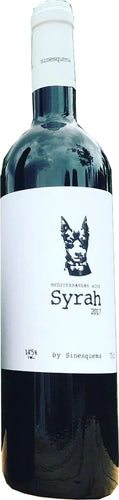 Syrah 2017 By Sinesquema - Selavid WineShop