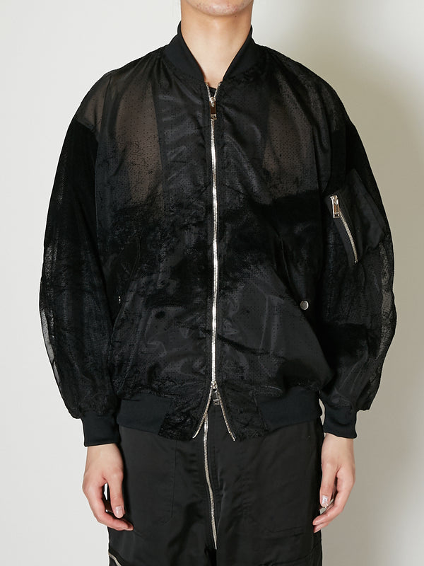SAVANNA ORGANZA JACKET