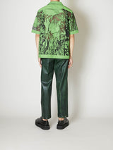 SHEERED JUNGLE SHIRTS