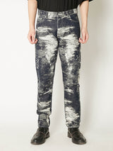 TAAKK DENIM STRAIGHT ONE-WASH