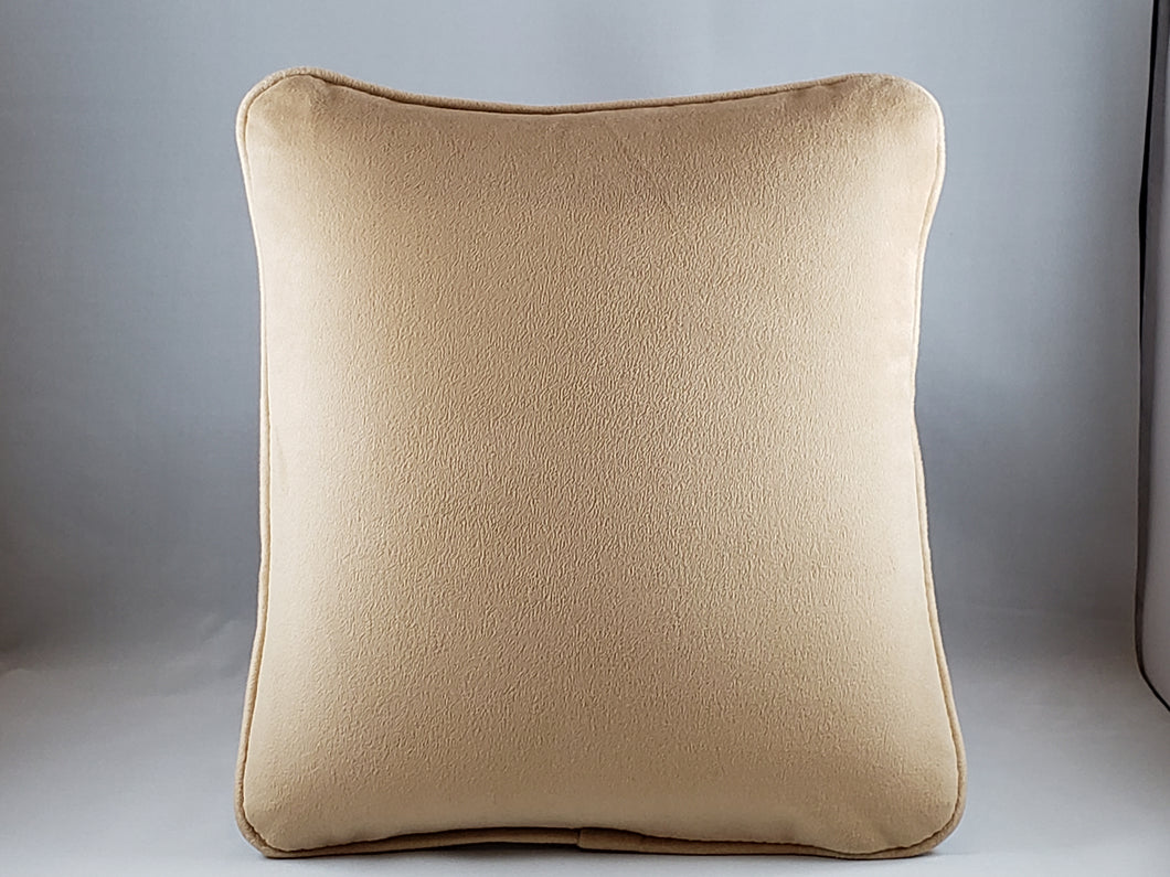 Super Soft Camel Comfee Cushion