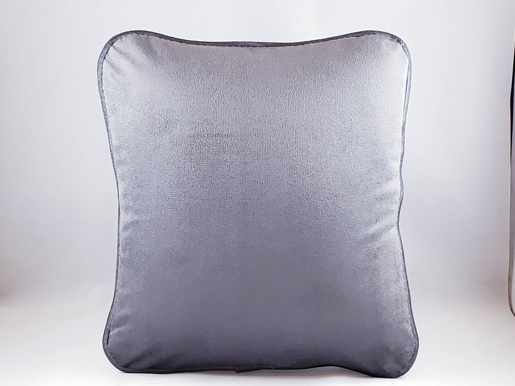 Super Soft Grey Comfee Cushion