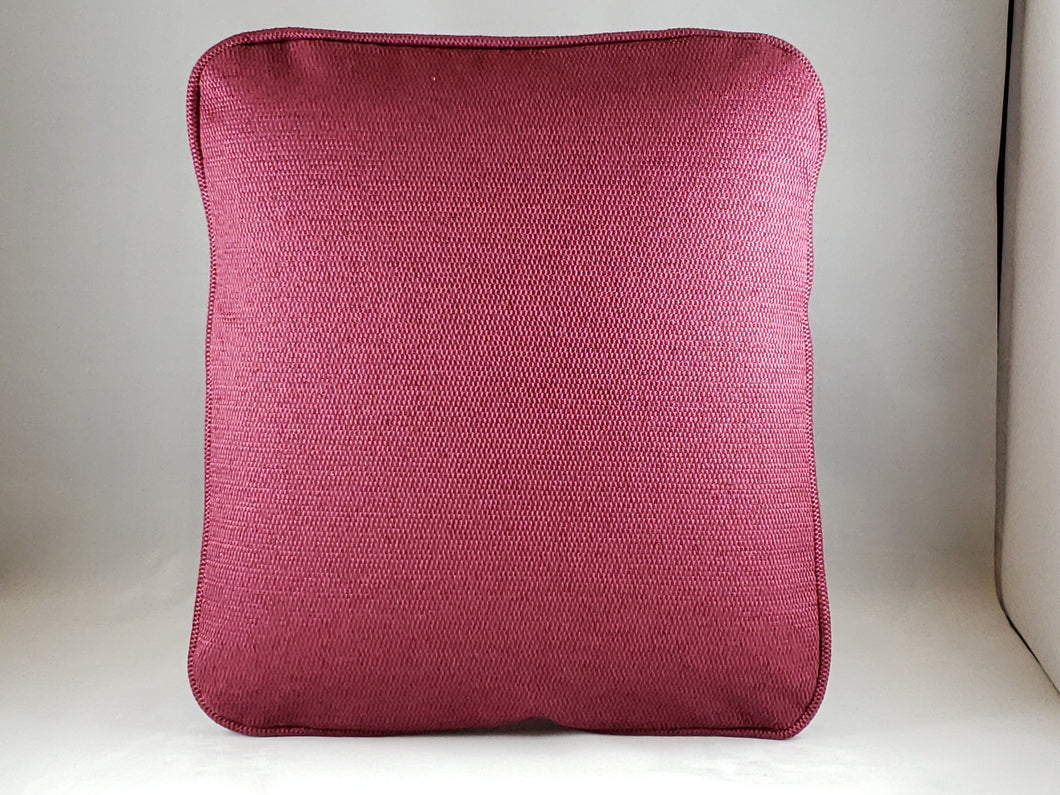 Fushia Pink Indoor/Outdoor Comfee Cushion