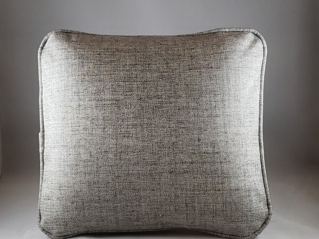 Mid-Grey Neutral Comfee Cushion