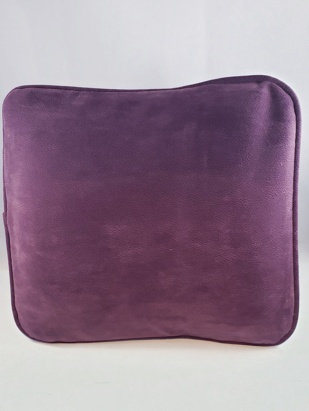 Purple Plush Comfee Cushion