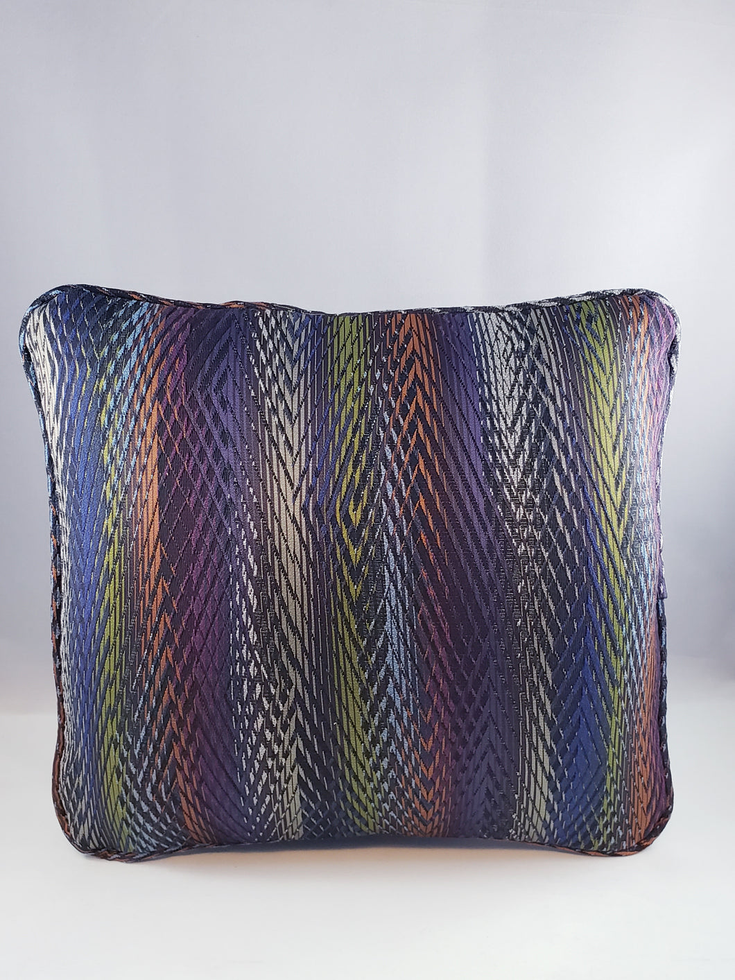 Rainbow Stripe Comfee Cushion