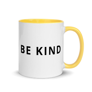 be kind yellow