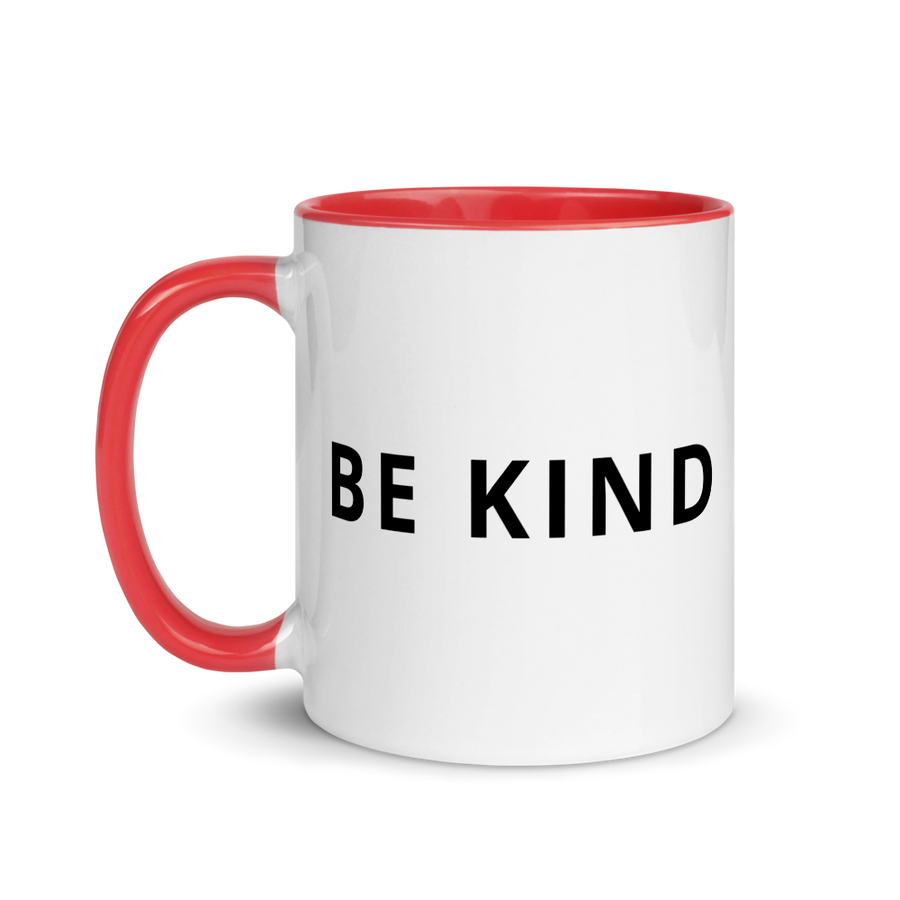 be kind red