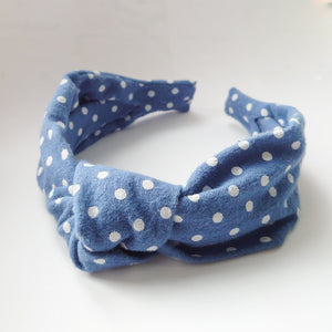 Mummy Knotted Headband (Available in a range of fabrics)