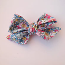 Load image into Gallery viewer, Liberty Blue a Trio of Bows