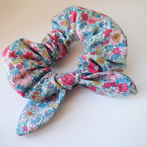 Perdys Knotted Bow Scrunchies