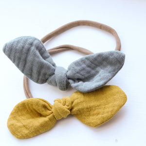 Knot Bows