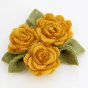 Rose - Mustard (other colour options available)