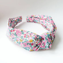 Load image into Gallery viewer, Mummy Knotted Headband (Available in a range of fabrics)