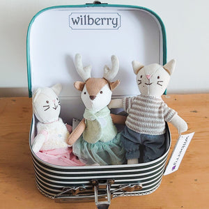 Midi Wilberry Collectable Suitcase Set