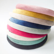 Load image into Gallery viewer, Super Soft Velvet Alice Bands