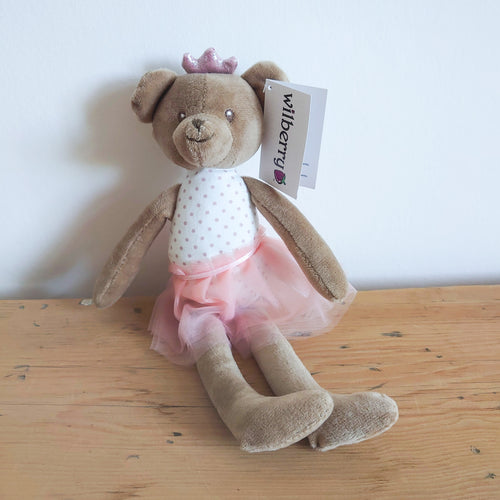 Wilberry Dancer Pink Bear