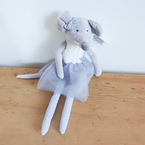 Wilberry Grey Mouse Dancer