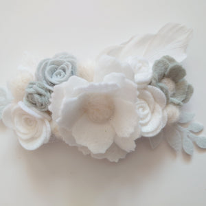 Bespoke Felt Flower Crowns