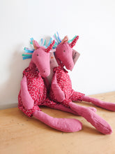 Load image into Gallery viewer, Wilberry Linen Red Unicorn