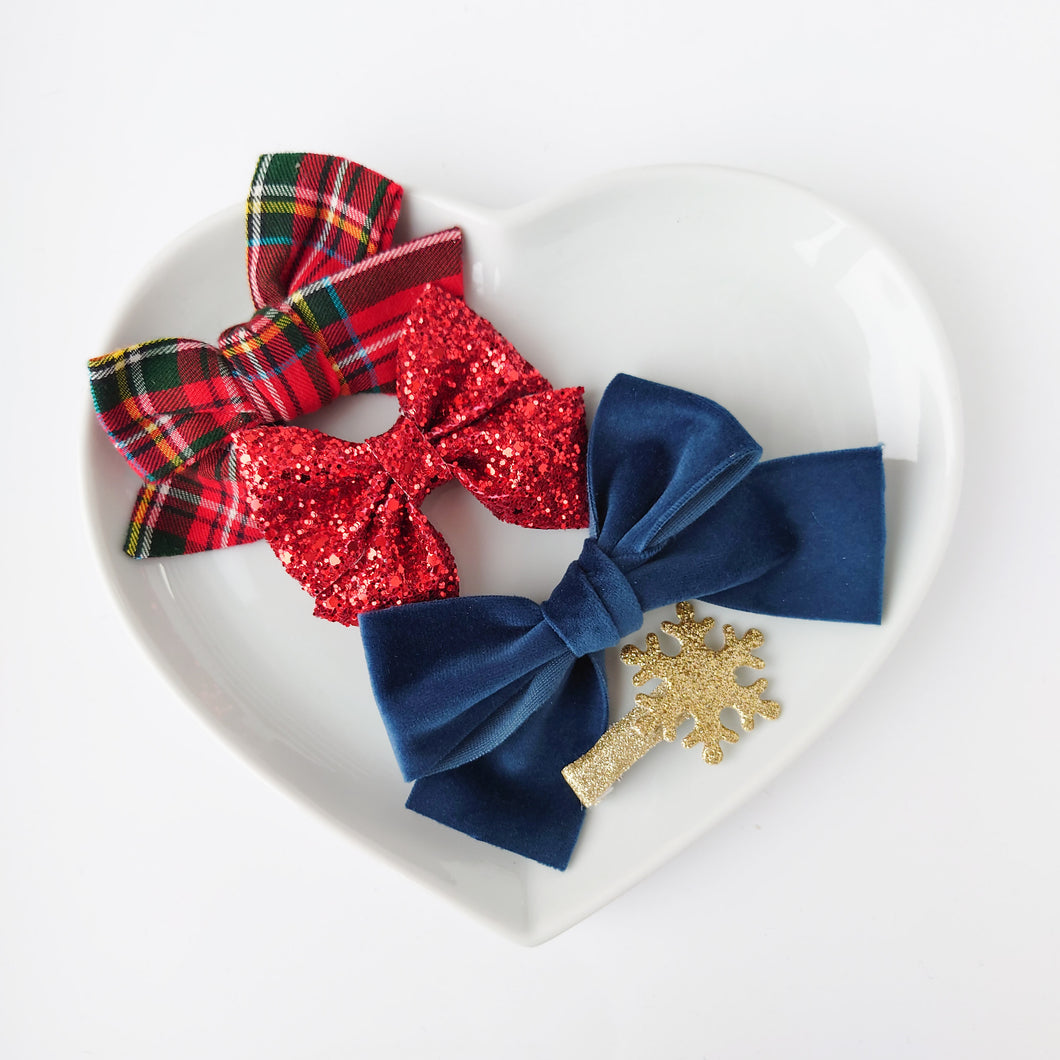 Festive Bow Selection
