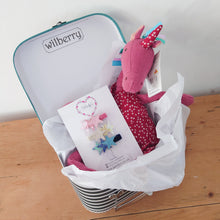 Load image into Gallery viewer, NEW Wilberry Suitcase Gift Box