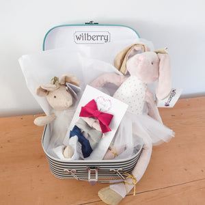NEW Wilberry Suitcase Gift Box