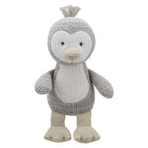 Wilberry Knitted Penguin
