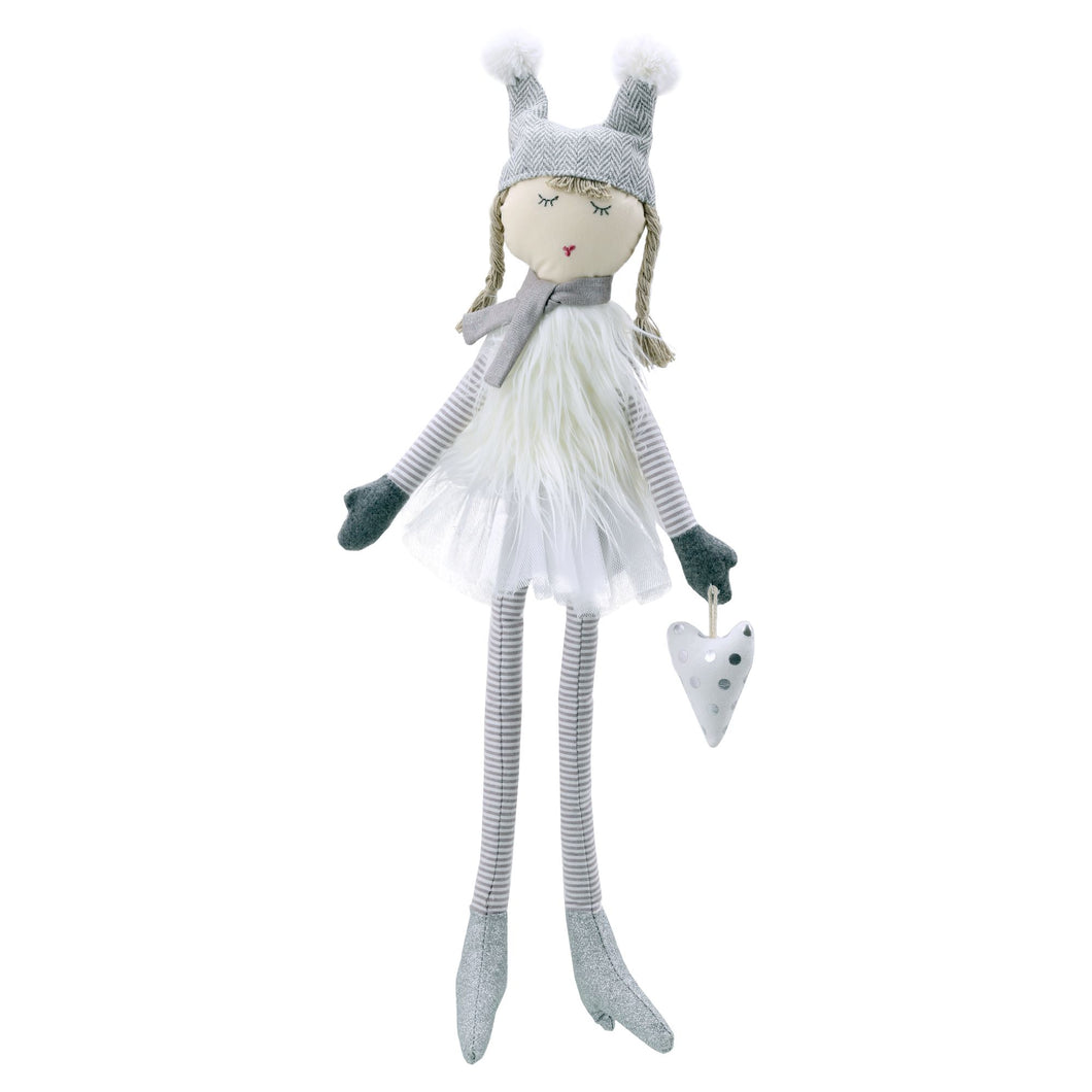 Wilberry Tall White Doll
