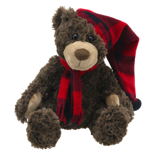Wilberry Brown Bedtime Bear