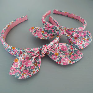 Alice Bands (Available in a range of fabrics)