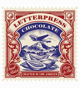 Letterpress Craft Chocolate Canada