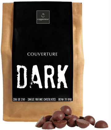 Coppeneur 60% Dark Madagascar Couverture