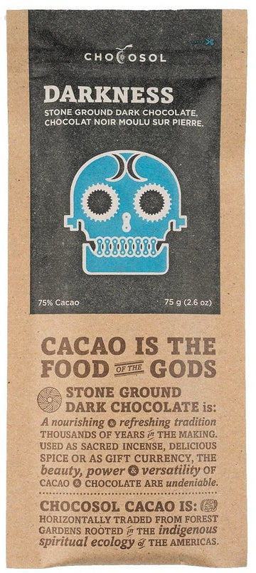 ChocoSol Mexican 75% Dark Chocolate - Chocolate Collective Canada