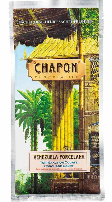 Chapon Venezuela Porcelana 74% Dark Chocolate